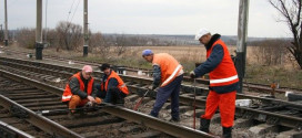 Ремонт железнодорожного пути