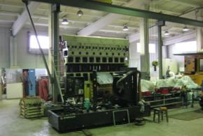 Ремонт и сервисное обслуживание дизелей тепловозов