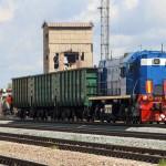 Работа на промышленном железнодорожном транспорте