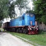 Расстановка вагонов по грузовым фронтам
