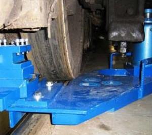 Обточка бандажей колёсных пар