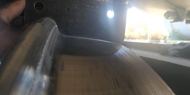 Обточка колёсных пар тепловозов